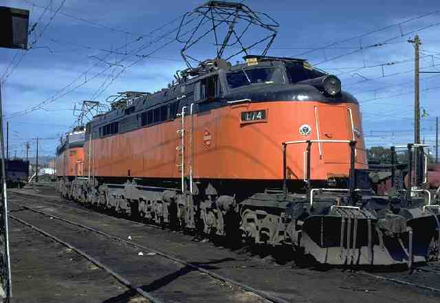 Milwaukee Road boxcab